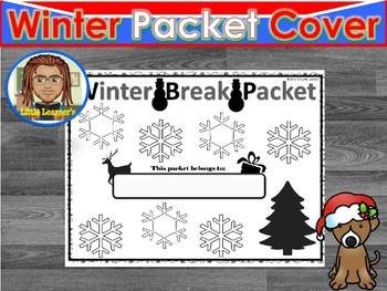 Winter Break Packet Cover