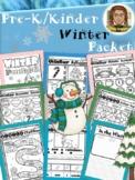 Winter Break Packet   January Pre-k   Kindergarten