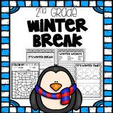 Winter Break Packet - Second Grade