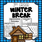 Winter Break Packet - Third Grade