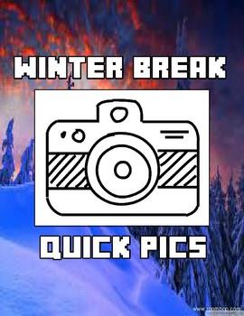 Winter Break  Quick Pics