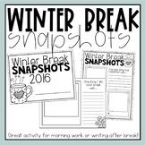 Winter Break Snapshots