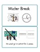 Winter Break Social Narrative- autism supports