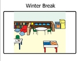 Winter Break Social Story
