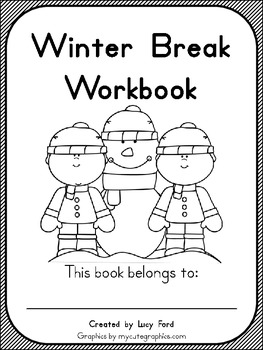 Winter Break Workbook