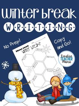 Winter Break Write Up