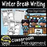 Winter Break Writing!