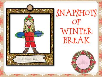 Winter Break Writing