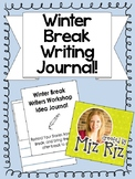 Winter Break Writing Journal