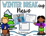 Winter Break Writing and Craft