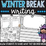 Winter Break Writing and Snapshots
