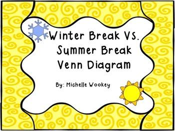 Winter Break vs. Summer Break Writing