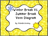 Winter Break vs. Summer Break Writing