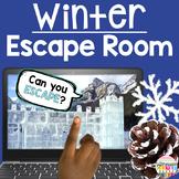 Winter Escape Room Breakout