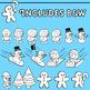 Winter Buddies (Winter Themed Clip Art)