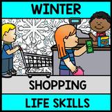 Winter Budget - Special Education - Shopping - Life Skills - Money - Math