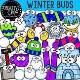 Winter Buds: Winter Clipart {Creative Clips Clipart}