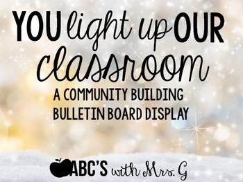 Winter Bulletin Board FREEBIE