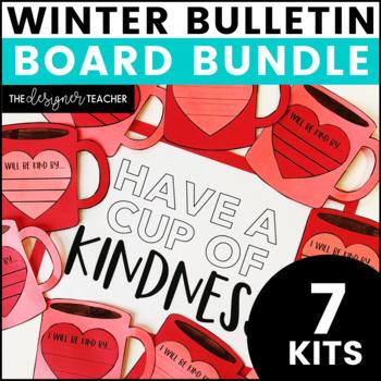Winter Bulletin Board Bundle