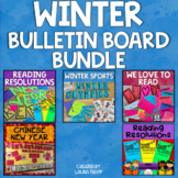 Winter Bulletin Board Kits BUNDLE