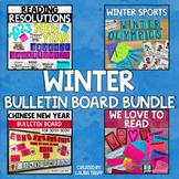 Winter Bulletin Board Kits BUNDLE