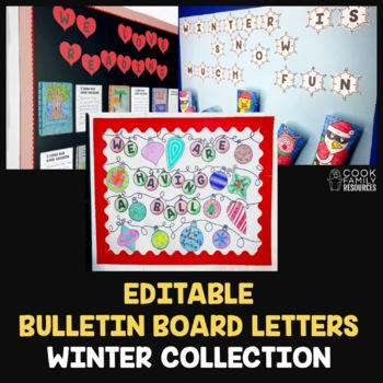 Winter Bulletin Board Ideas For Second Grade