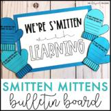 Winter Bulletin Board | Mitten Bulletin Board | Learning Bulletin Board