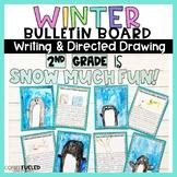 Winter Bulletin Board Penguin Bulletin Board