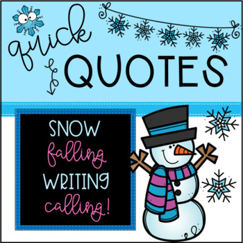 Winter Bulletin Board or Door Decor