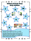 Winter Bump Addition and Subtraction Game Bundle
