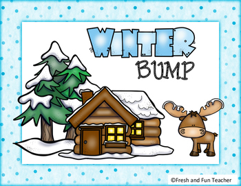 Winter BUMP Game- Roll & Add