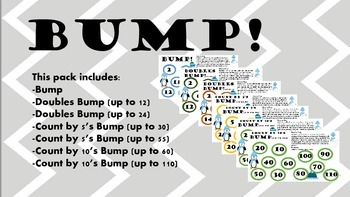 Winter Bump - Pack of 7