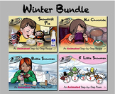 Winter Bundle - Animated Step-by-Steps