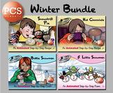 Winter Bundle - Animated Step-by-Steps - PCS