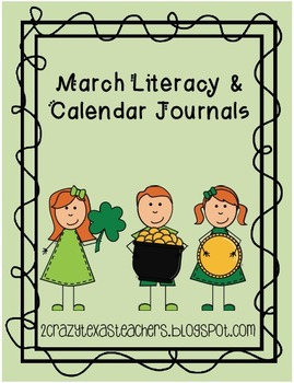 Winter Bundle: Literacy and Calendar Journals