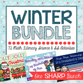 Winter Bundle {Math, Literacy & MORE}