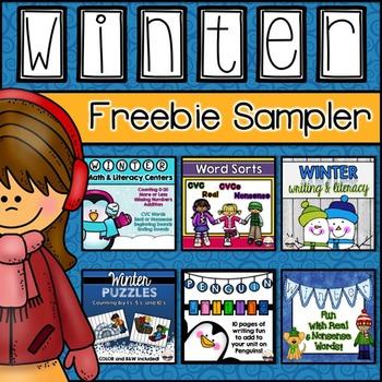 Winter Bundle Sampler