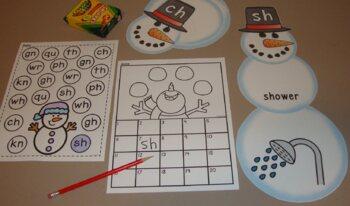 Winter Bundle Winter Centers Math Literacy Fine Motor Winter Activities