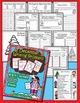 Winter Bundle - Writing Prompts NO PREP (Kindergarten and First) - Dec/Jan/Feb