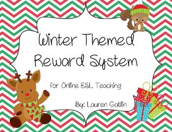 Winter Bundle of Rewards for Online Teaching (Growing Bundle!)