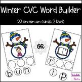 Winter CVC Building Center