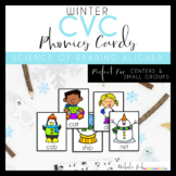 Winter CVC Cards