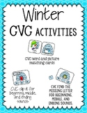 Winter CVC Center Activities