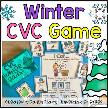 CVC Game: Winter