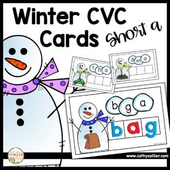 Winter CVC:  Short A