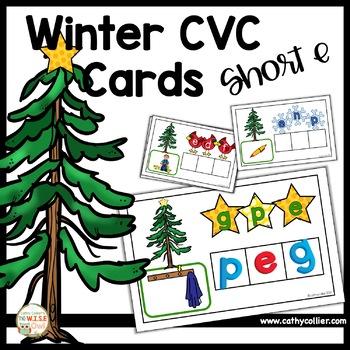 Winter CVC:  Short E
