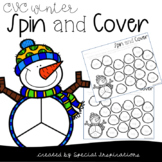 Winter CVC Spin and Cover