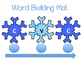 Winter CVC Word Building