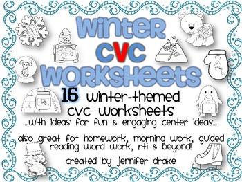 Valentines Cvc Worksheet Teaching Resources Teachers Pay Teachers