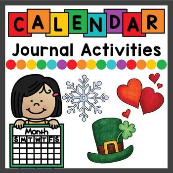 Winter Calendar Activities for Math Meeting